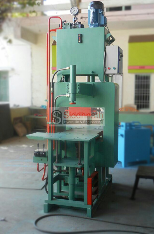 Automatic Fly Ash Bricks Machine Model S8